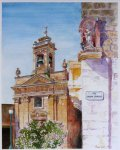 Maris Zammit - St. Lucia Church, Gozo